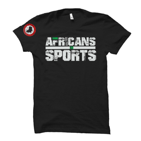 African In Sports T-Shirt