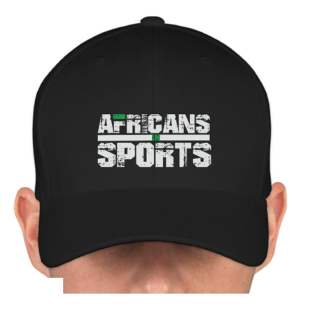African In Sports Hat