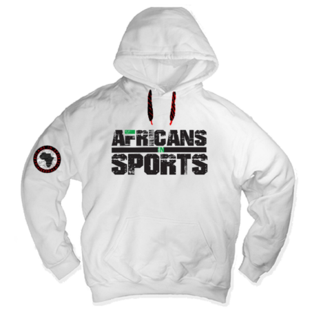 Africans In Sports Hoodie 2