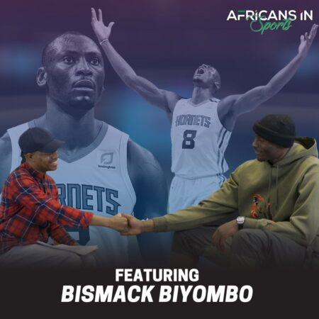 AIS Podcast S2E8 – Bismack Biyombo   Congolese NBA Star Knows His Talents Are Bigger Than Just Basketball