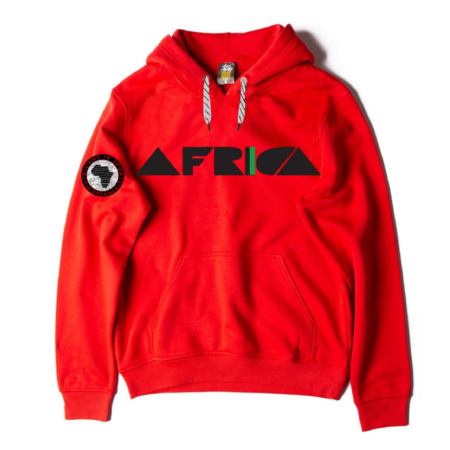Africa Hoodie 2