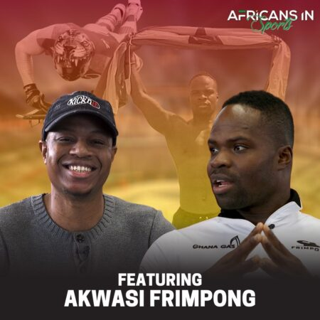 AIS Podcast S2E9 – Akwasi Frimpong   Ghanaian Skeleton Racer Teaches The Importance of Never Giving Up