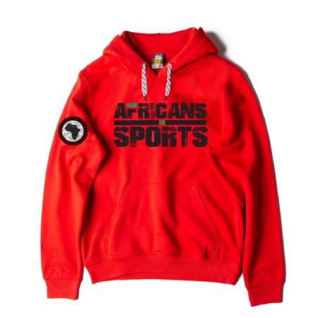Africans In Sports Hoodie 3