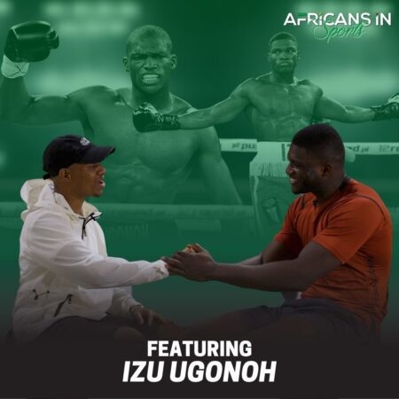 AIS Podcast S3E2 – Izu Ugonoh   Growing up as a Nigerian in Poland and His Passion for Fighting