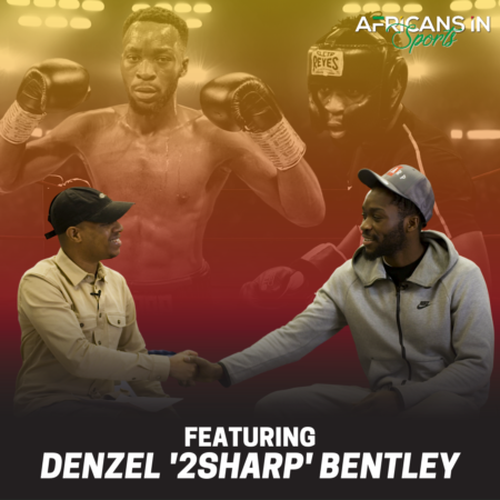 AIS Podcast S3E3 – Denzel '2sharp' Bentley   Ghanian Roots, Boxing Career, and Staying Out of Trouble