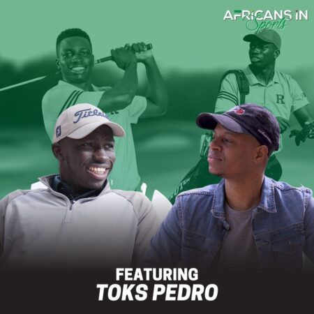 AIS Podcast S3E4 – Toks Pedro   Pioneering the Game of Golf in West Africa
